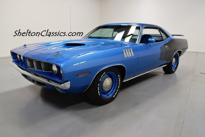 1971 Plymouth 'Cuda For Sale