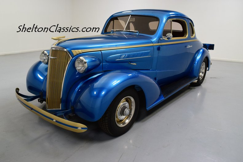 1937 Chevrolet 2 Door Coupe