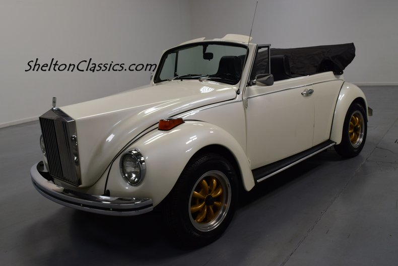 1972 Volkswagen Beetle For Sale