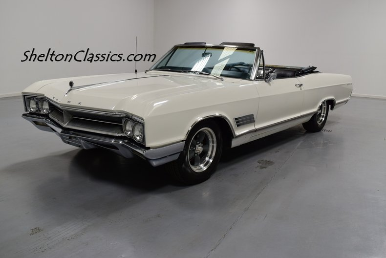 1966 Buick Wildcat | Shelton Classics & Performance