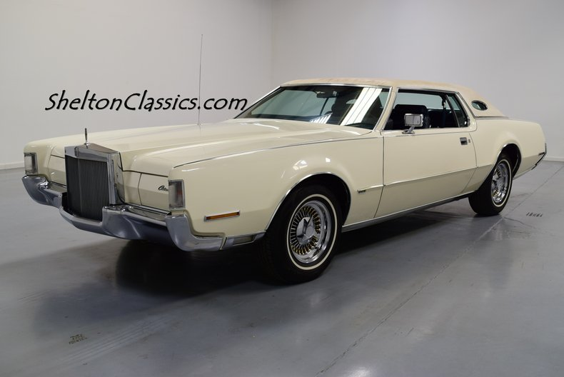 1972 Lincoln Continental For Sale