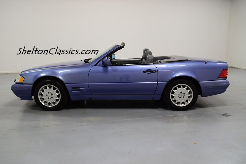 1997 Mercedes-Benz SL 320