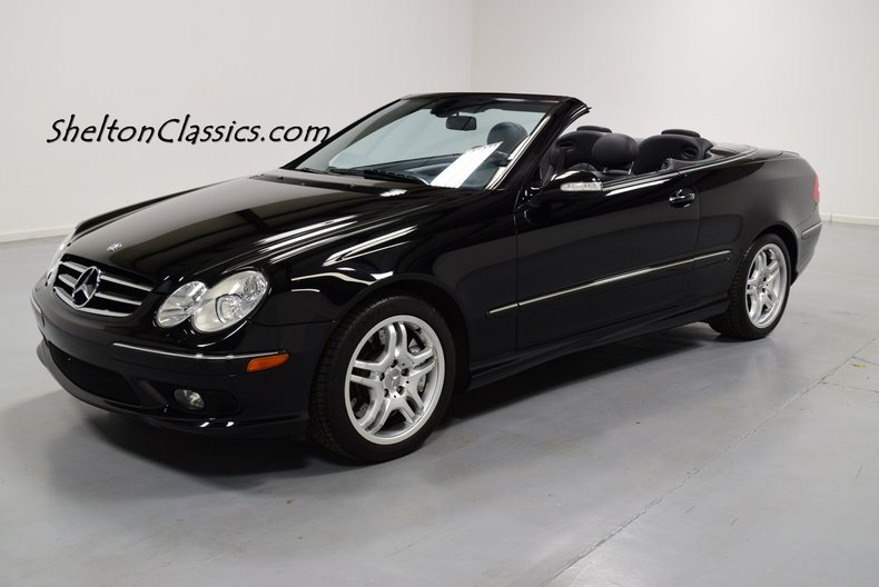 2004 Mercedes-Benz CLK55