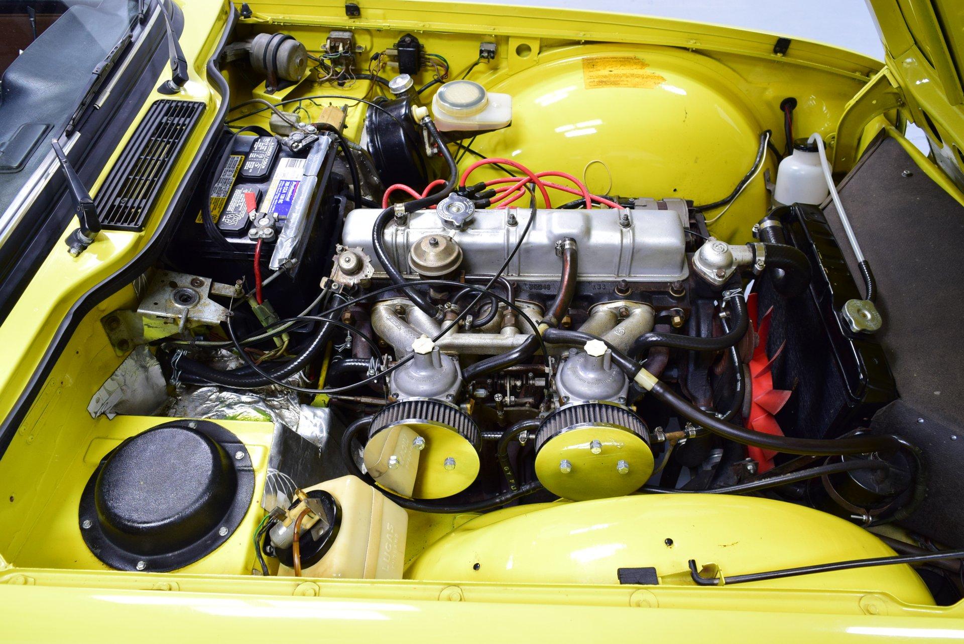1976 Triumph TR6 | Shelton Classics & Performance