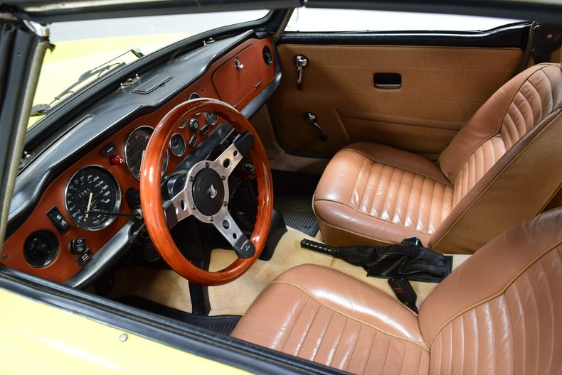 Details about 1976 Triumph TR-6 --