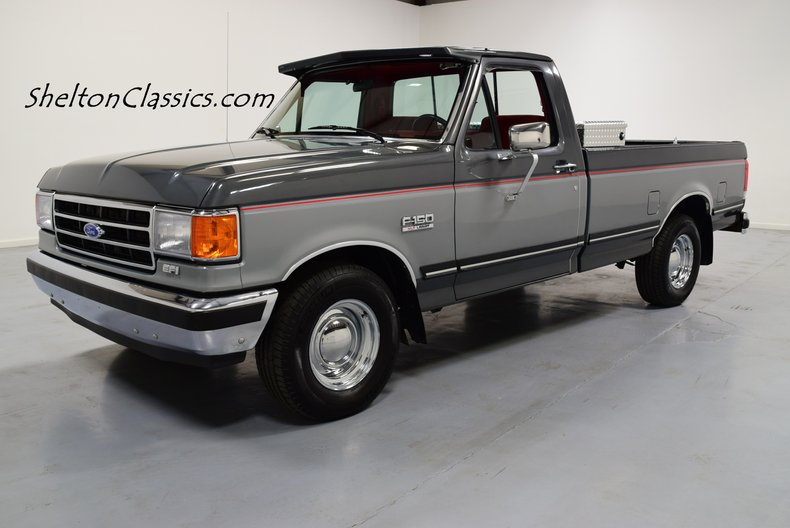 1989 Ford F150 For Sale