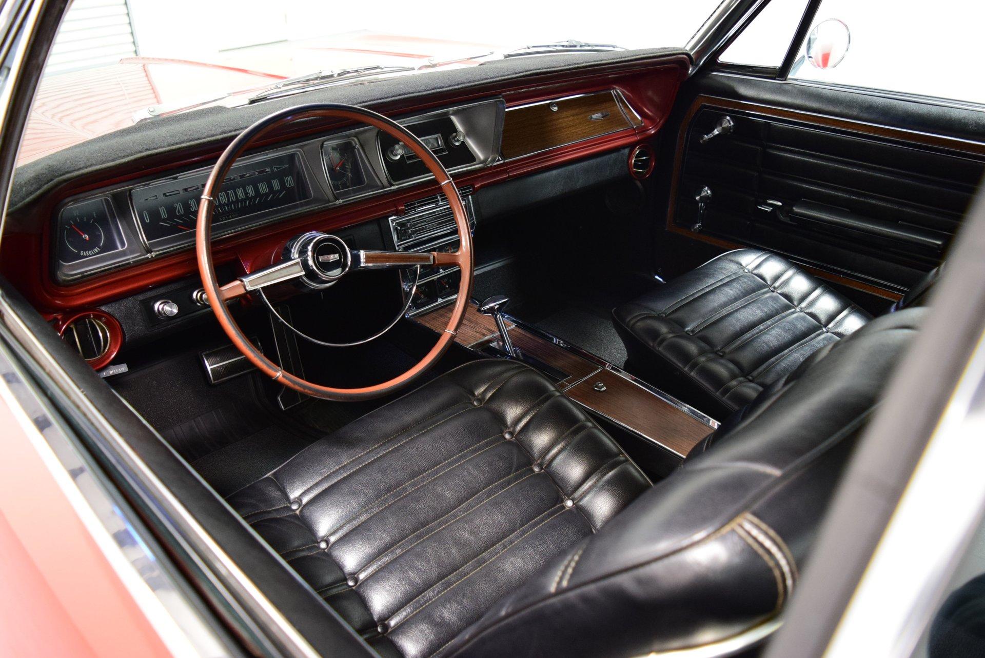 1966 Chevrolet Caprice   Shelton Classics & Performance