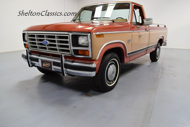 1984 Ford F150 For Sale