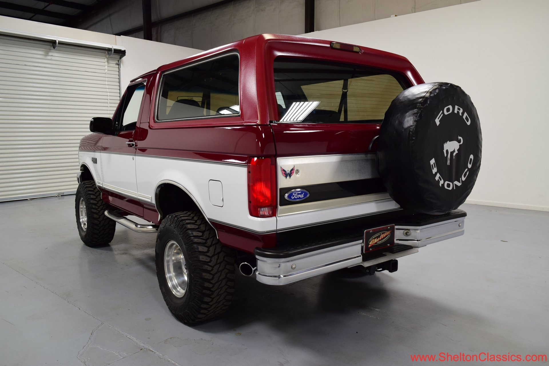 1993 Ford Bronco Shelton Classics Performance