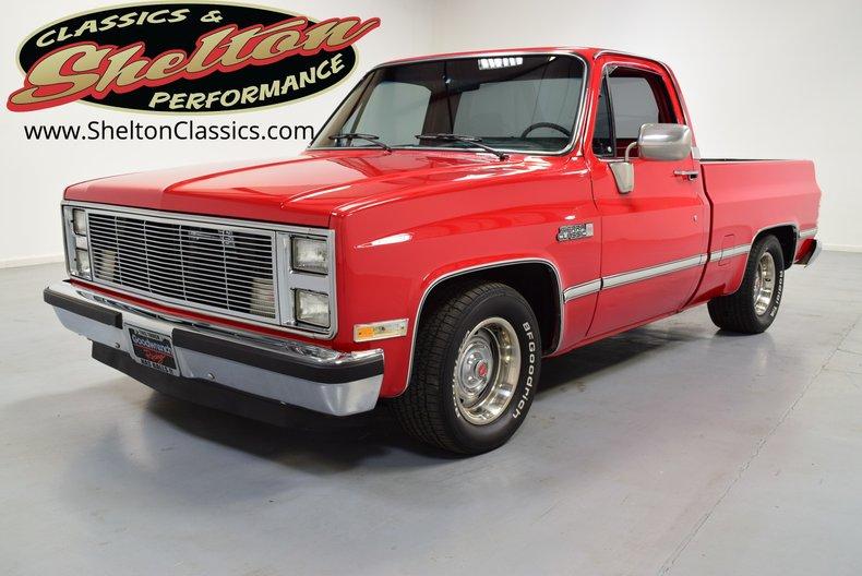 1985 GMC Sierra Grande For Sale