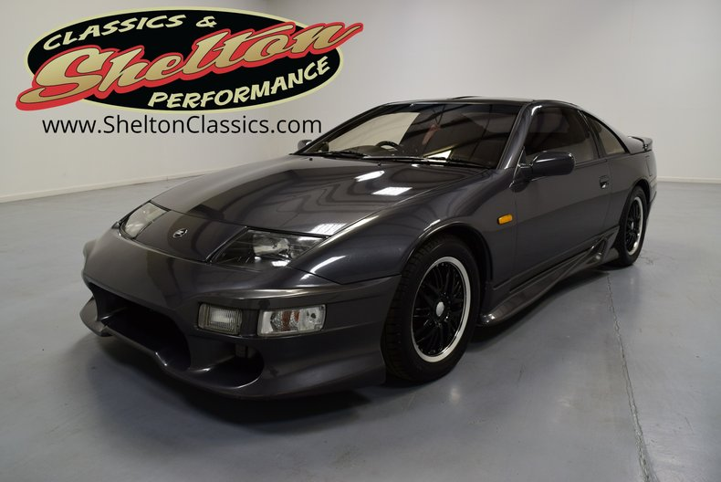 1989 Nissan 300ZX | Shelton Classics & Performance