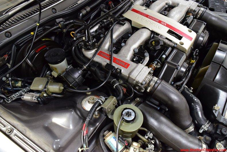 1989 Nissan 300ZX Twin Turbo for sale #116945 | MCG