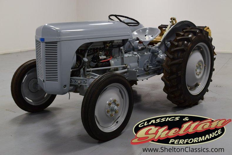 1952 Ferguson TO-20 For Sale