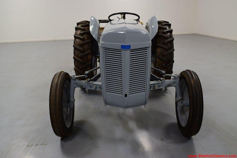 1952 Ferguson TO-20 for sale #66306 | Motorious