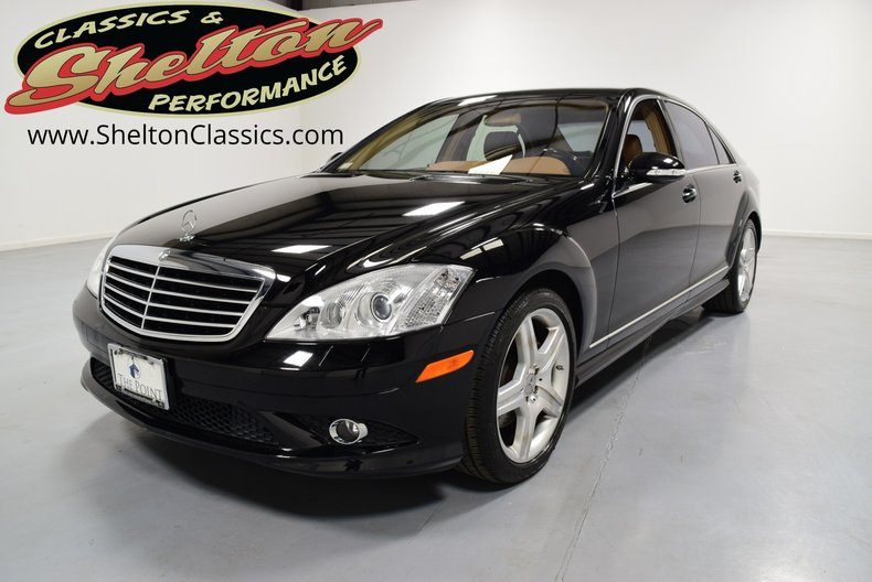 2007 Mercedes-Benz S550 For Sale