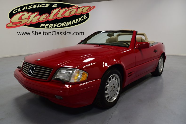 1996 Mercedes-Benz SL 320 For Sale