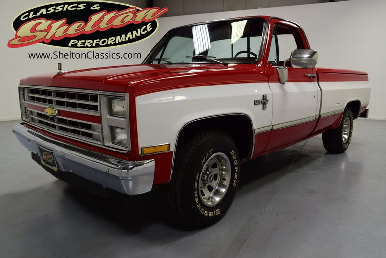 1987 Chevrolet Silverado For Sale