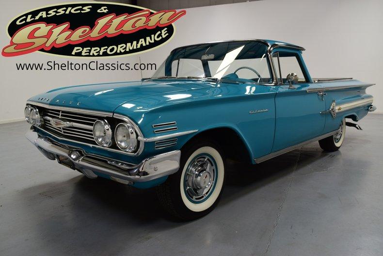 1960 Chevrolet El Camino For Sale
