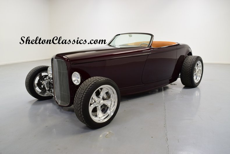 1932 Ford Boydster