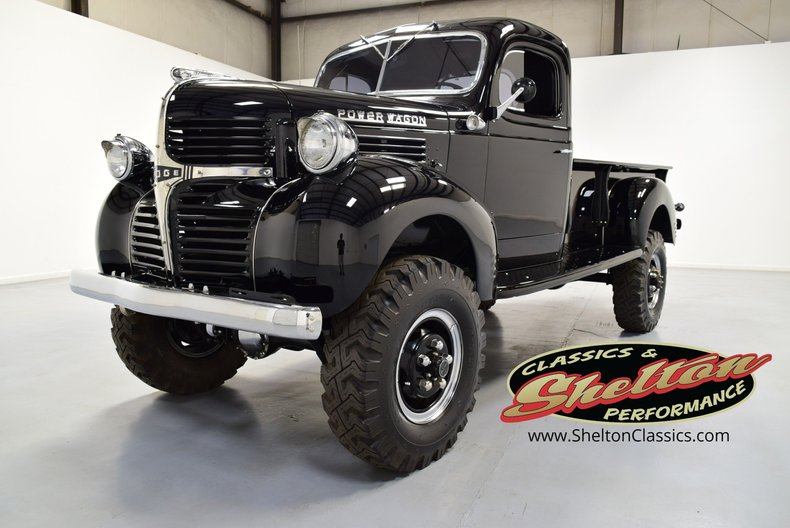 1947 Dodge 1-Ton Pickup For Sale