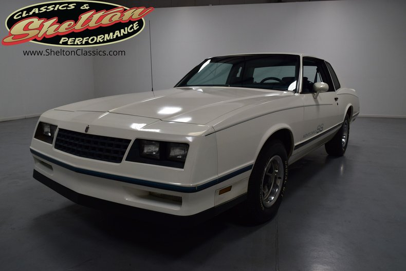 1984 Chevrolet Monte Carlo For Sale