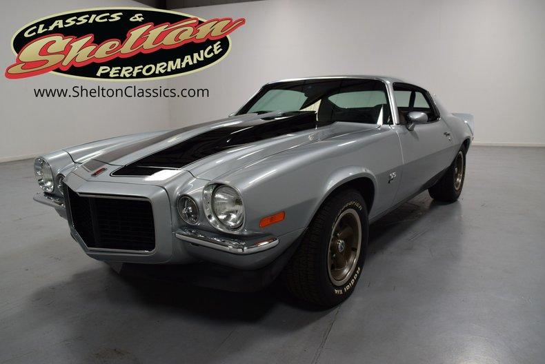 1972 Chevrolet Camaro For Sale