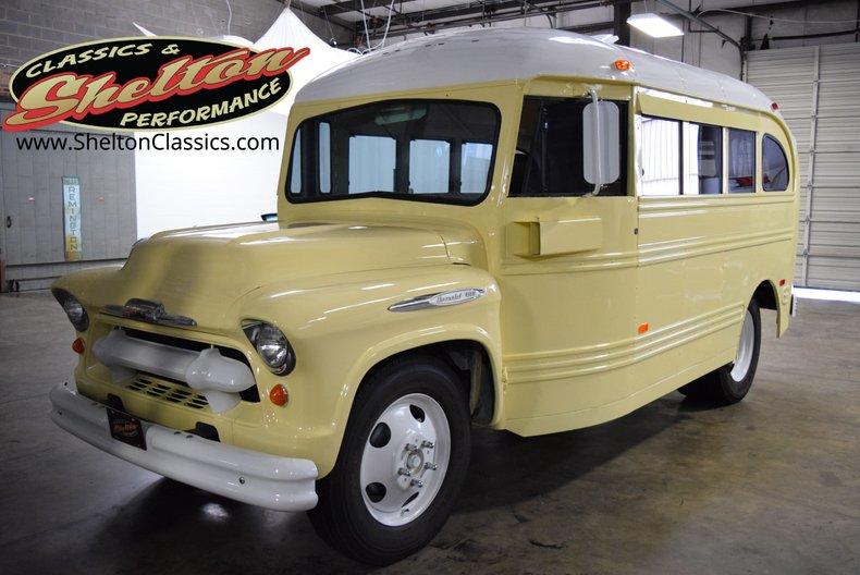 1957 Chevrolet Bus
