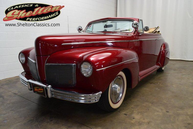 1941 Mercury Custom