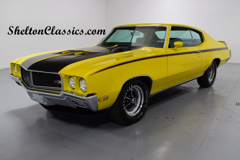 1970 buick gsx shelton classics \u0026 performance1970 Buick Gsx Muscle Car #2
