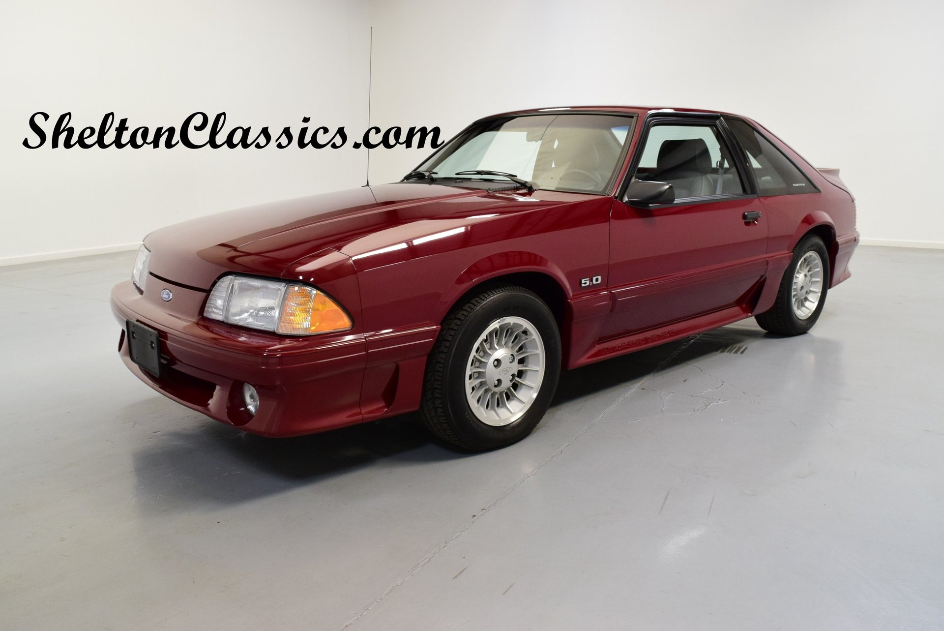 1989 ford mustang 5 0 gt