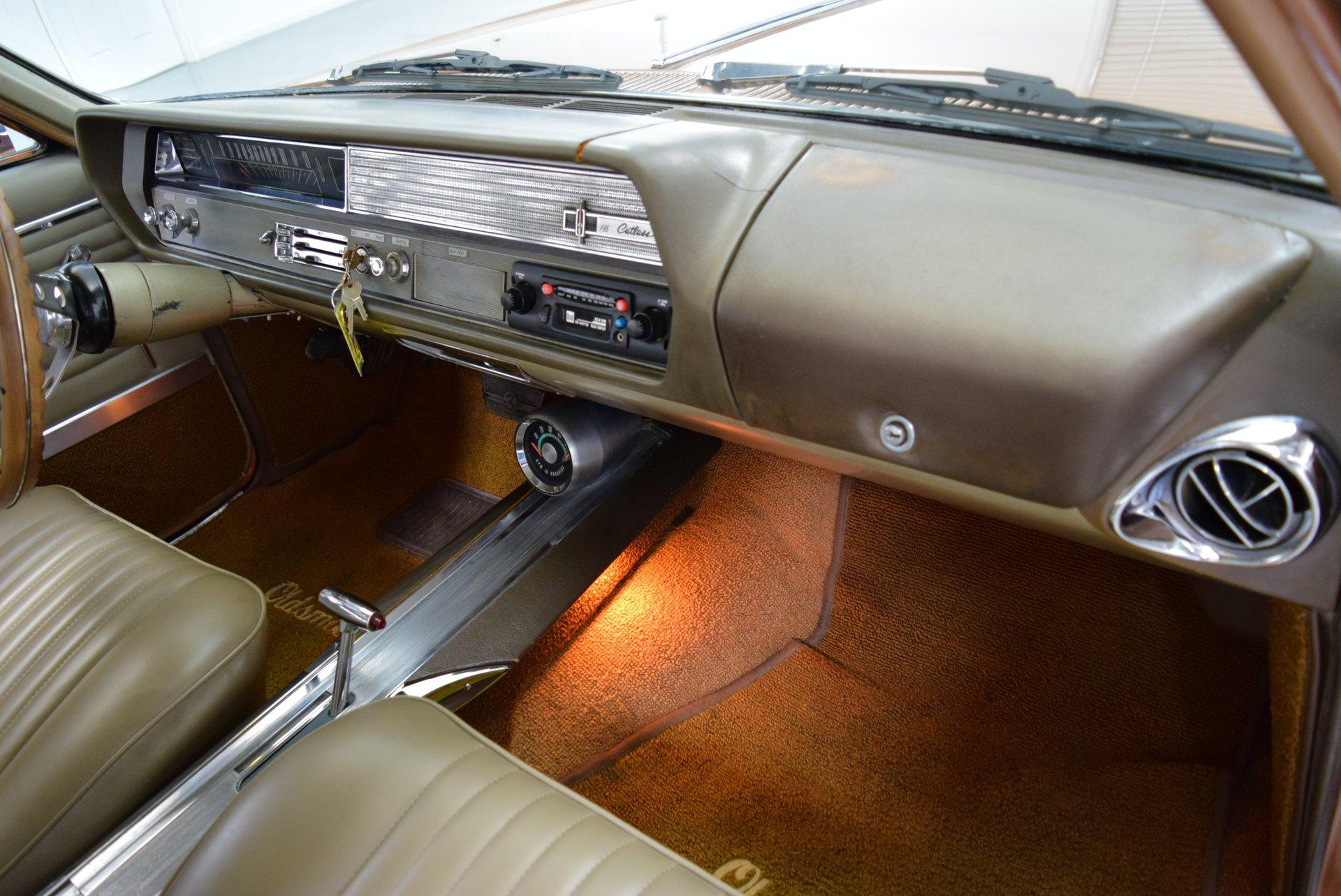 1965 Oldsmobile Cutlass | Shelton Classics & Performance