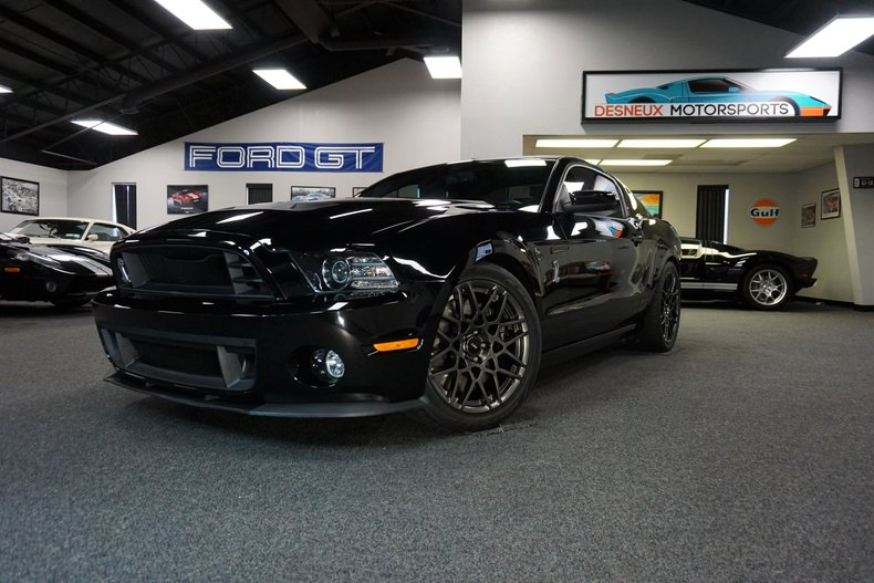 2014 ford gt500