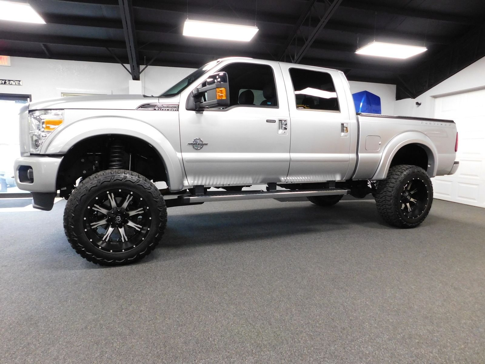 2016 ford f250 lariat super duty platinum edition