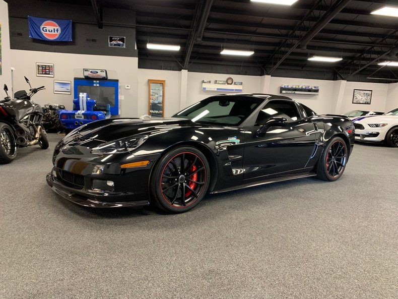 2012 chevrolet corvette zr1 centennial edition