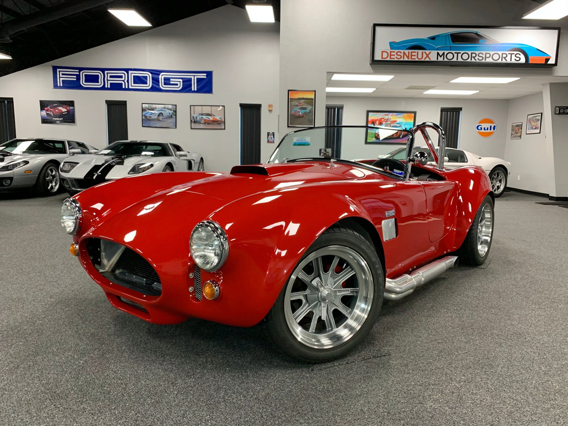 1965 shelby cobra factory five mkiii cobra roadster