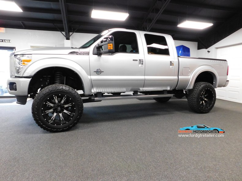 2016 ford f250 lariat super duty platinum edition srw 4x4 crew cab