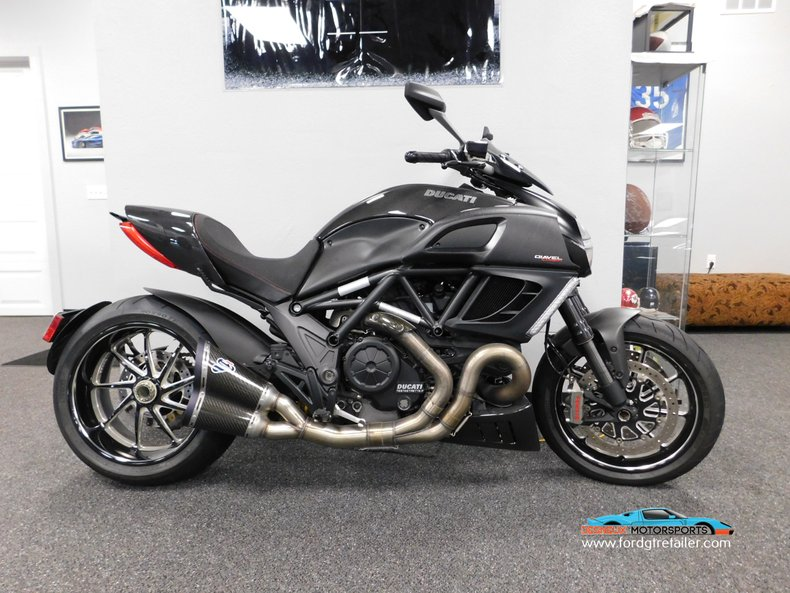 2012 Ducati Diavel For Sale