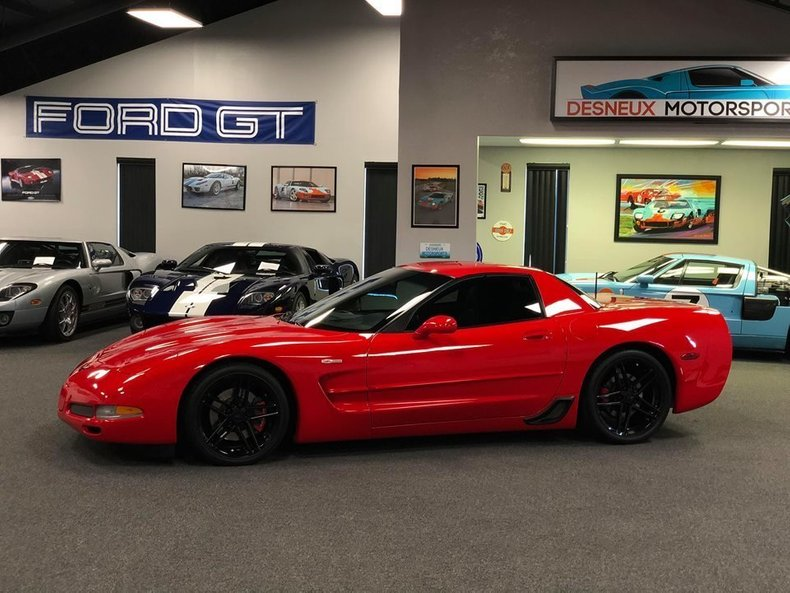 2002 Chevrolet Corvette Z06 For Sale