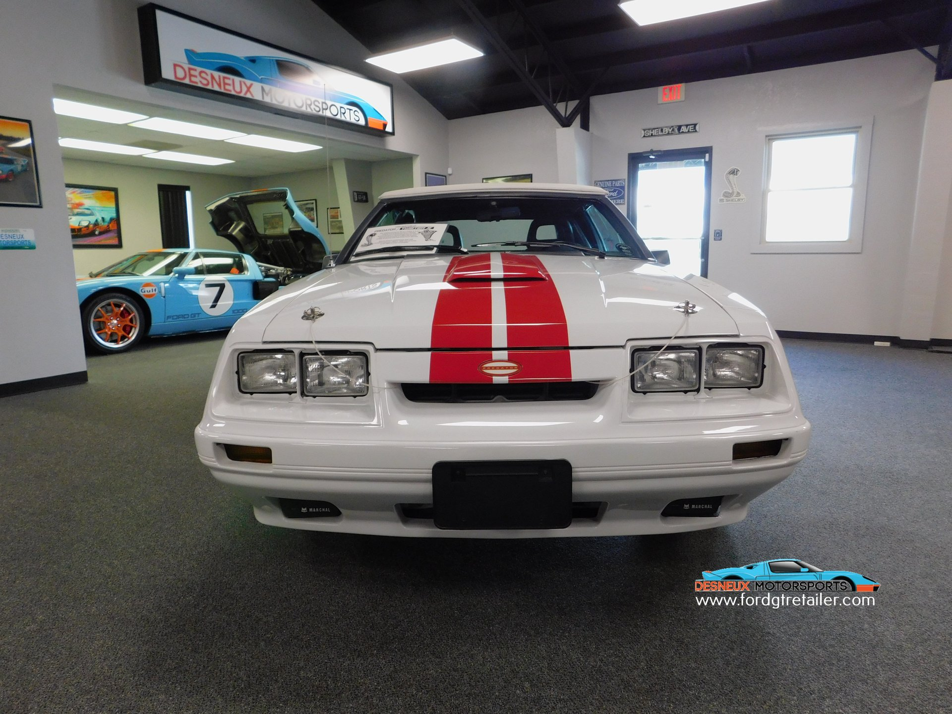 1985 Ford Mustang Predator Convertible for sale #98768 | MCG