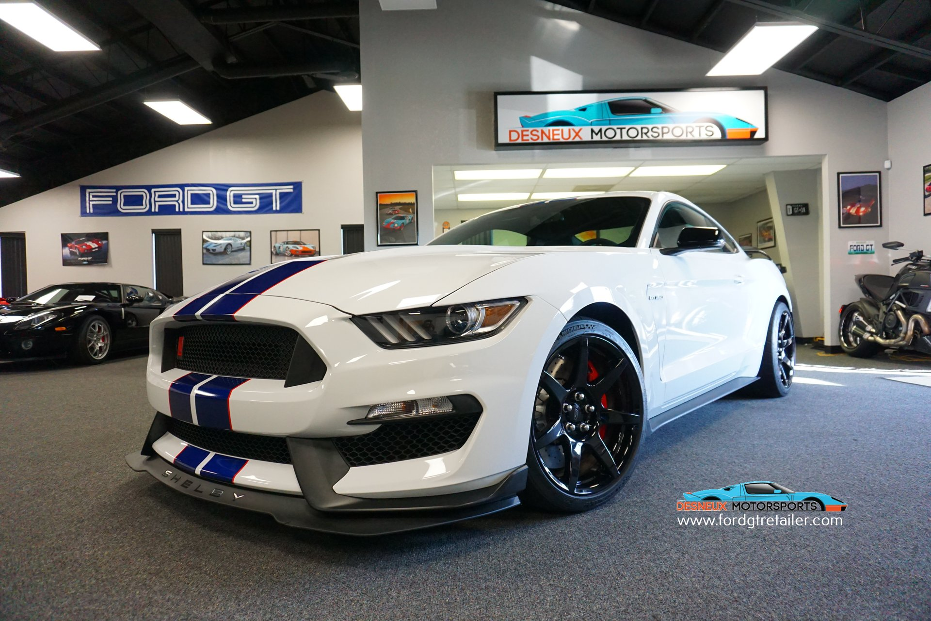 2016 ford ford mustang gt350r