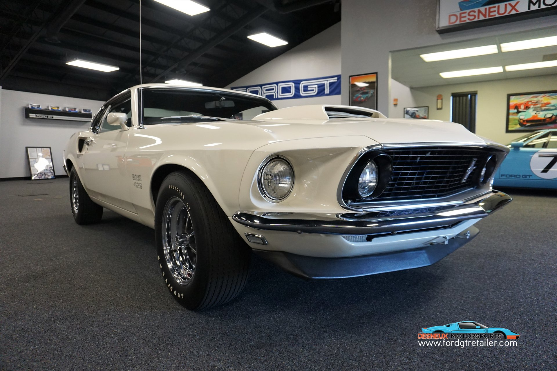 1969 ford mustang boss 429 for sale 110601 mcg