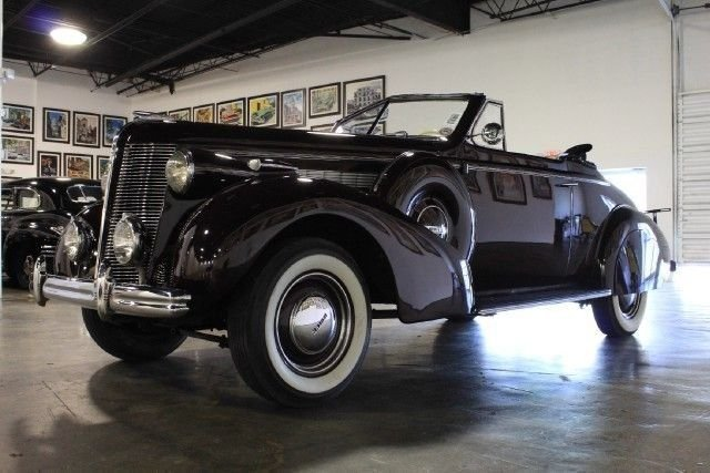 1937 Buick Roadmaster For Sale