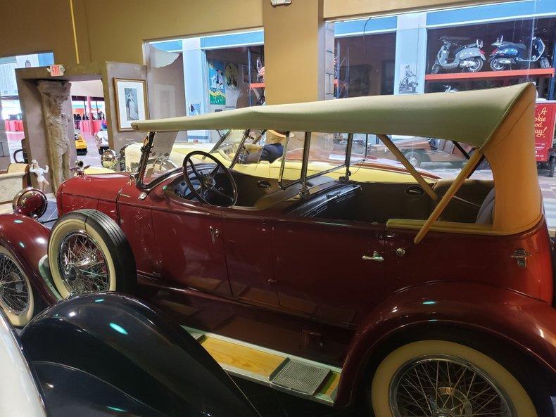 1928 Duesenberg Model X