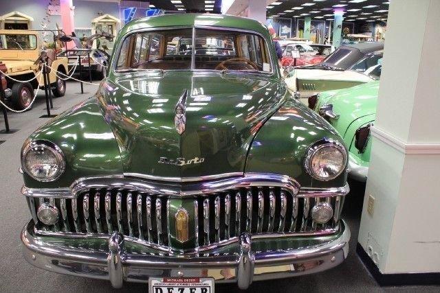 1950 DeSoto Custom
