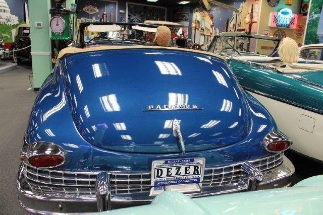 1950 Packard SUPER DELUXE VICTORIA