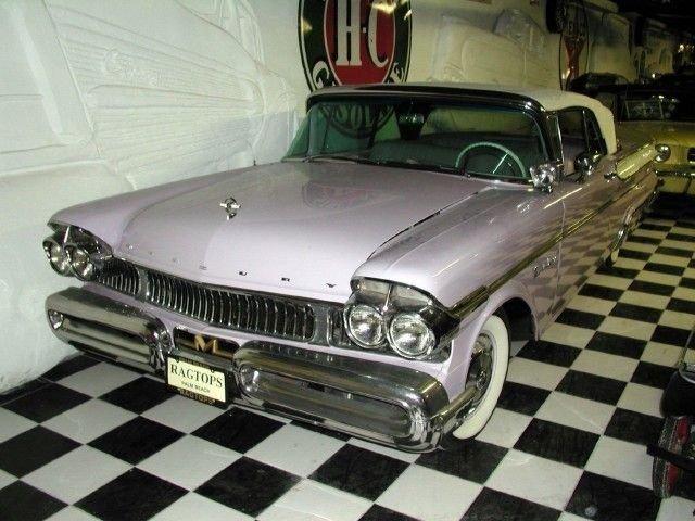 1957 mercury montclaire