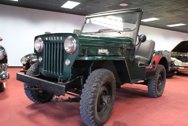 1953 Willys Jeep For Sale