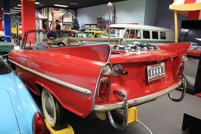 1967 Amphicar 770