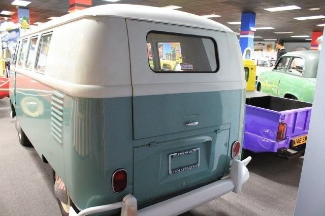 1962 Volkswagen KUMBI BUG