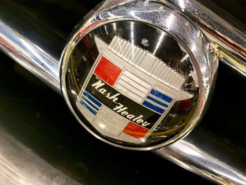 1953 Nash-Healey PINIA FARINA